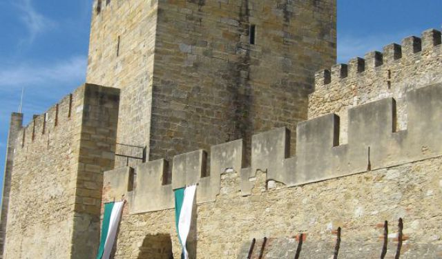 Lisbon Castle and Other Sights (Sept 2014)