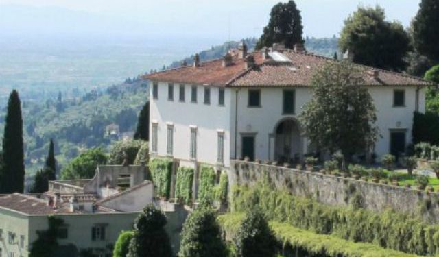 Fascinating Fiesole, Italy