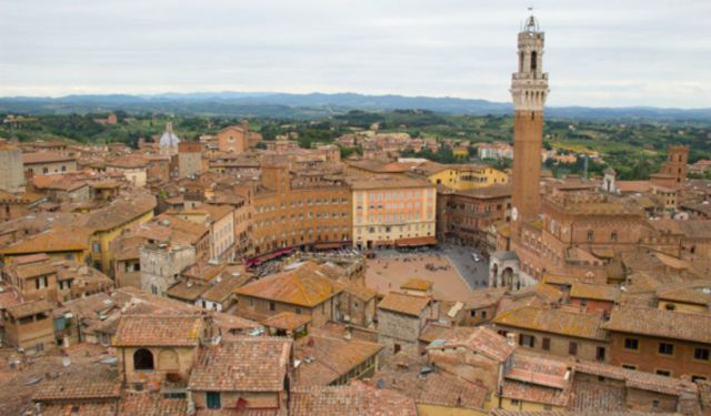 Siena beyond the Palio