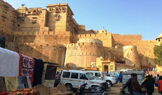 Spellbound Memories at Golden City Jaisalmer