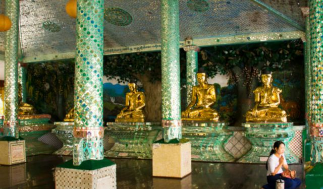 Yangon and a Trio of Temples