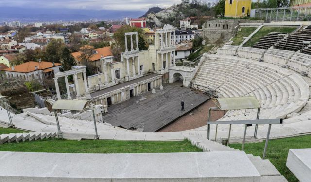 Plovdiv, Bulgaria's New Capital of Culture