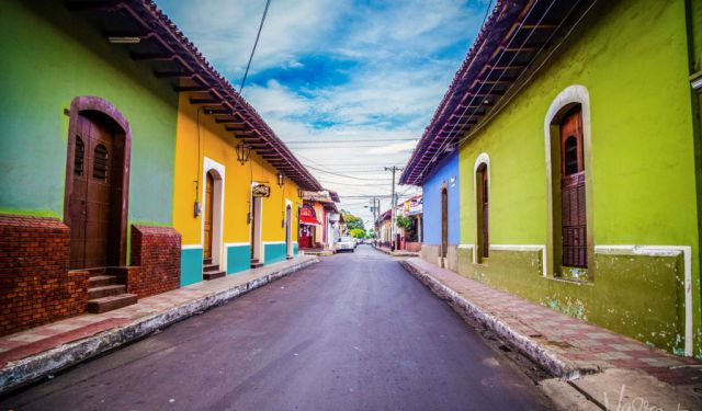 One Day in Granada, Nicaragua