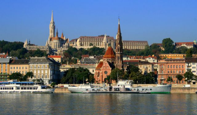 Hungary: Budapest with Kids