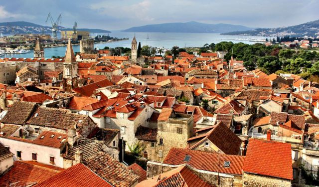 Croatia: A Day Wandering in Trogir