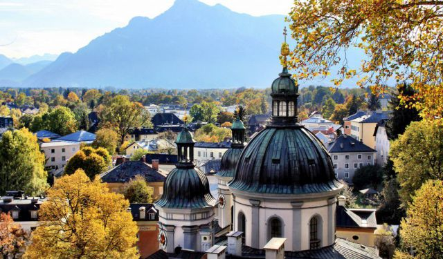 A Walking Tour of Salzburg
