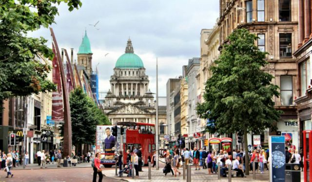Ireland: A Belfast City Tour