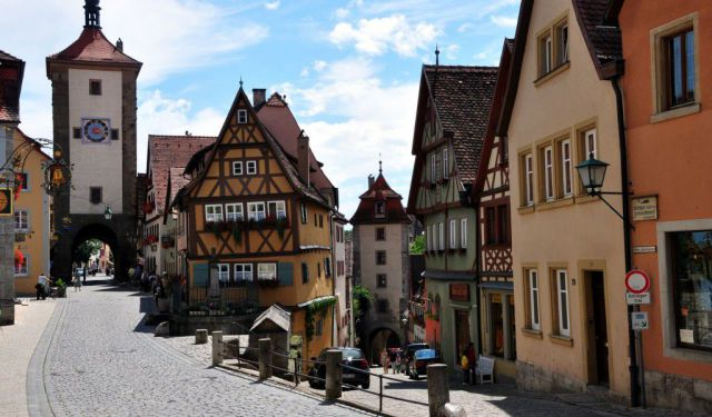 Discovering Rothenburg ob der Tauber