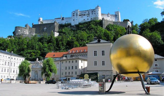 Gorgeous Salzburg, 11 Steps to Discover Mozart's Birthtown