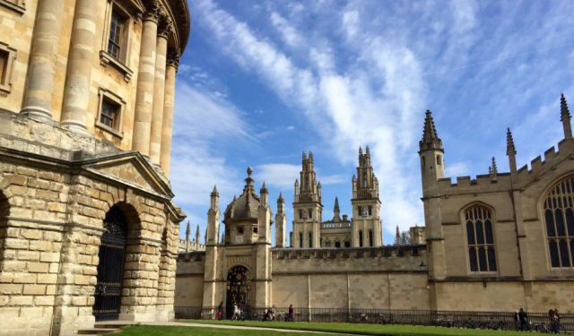Top Things to Do in Oxford for under a Fiver