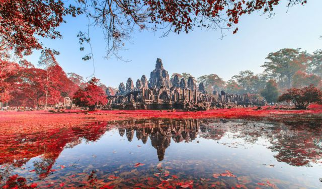 World's #1 Awe-Inspiring Escape: Angkor… and Siem Reap!