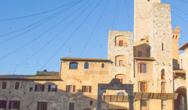 San Gimignano by Valery Collins