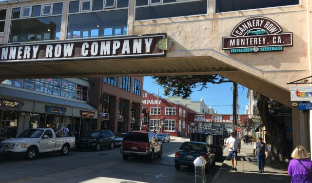 Monterey's Fisherman's Wharf and Cannery Row - 5 Must Sees