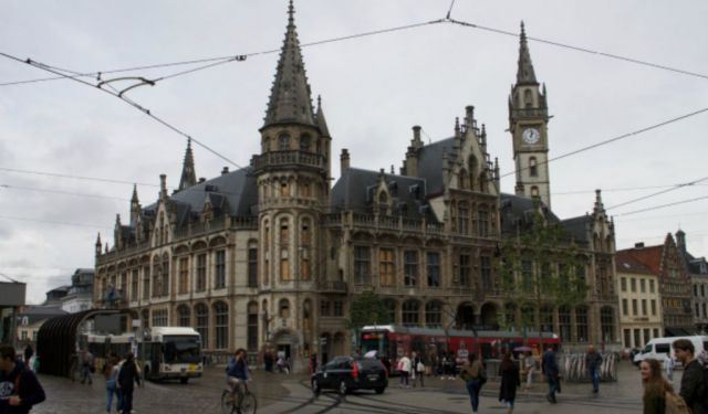 The Petite Adventures Guide to Ghent, Belgium