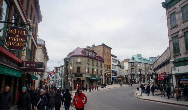 Dusting Off an Old Post: A Weekend in Old Quebec City