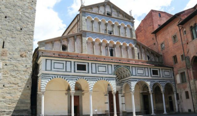 Two Days in Pistoia, Tuscany - Day One
