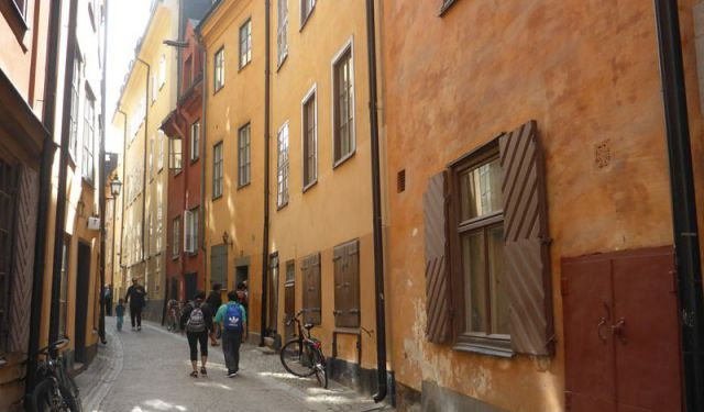 Why You Should Visit Gamla Stan in Stockholm