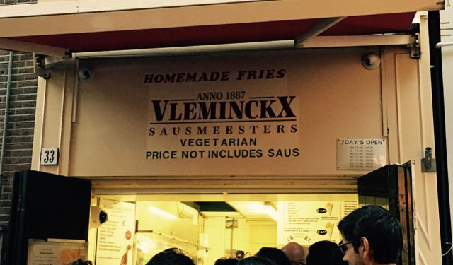 Hidden Tastes of Amsterdam Part 1: Vleminckx