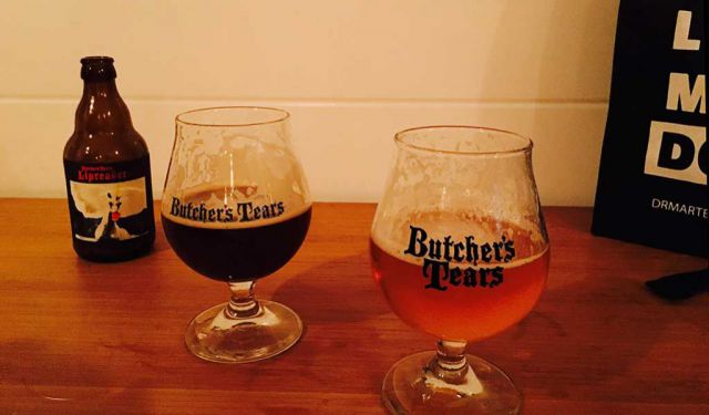 Hidden Tastes of Amsterdam Part 2: Butcher's Tears