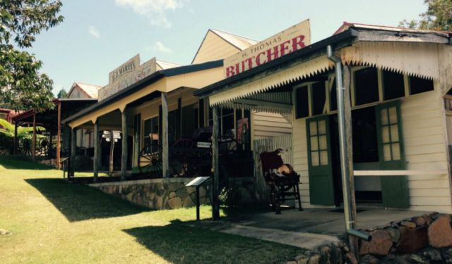 Herberton Historic Village