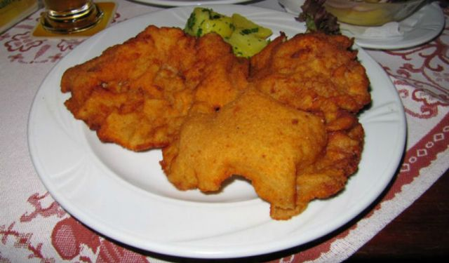 In Search of the Best Schnitzel in Vienna