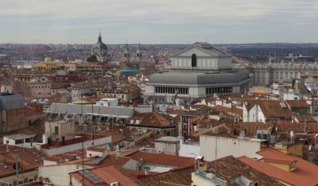 Favourite Places and Space in Madrid