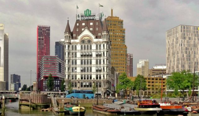 Petite Adventures' Guide to Rotterdam