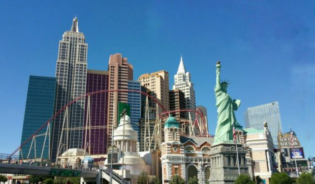 3 Nights in Sin City – Las Vegas