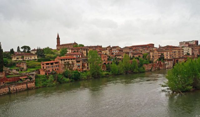 Three Free Things to Admire in Historical Albi