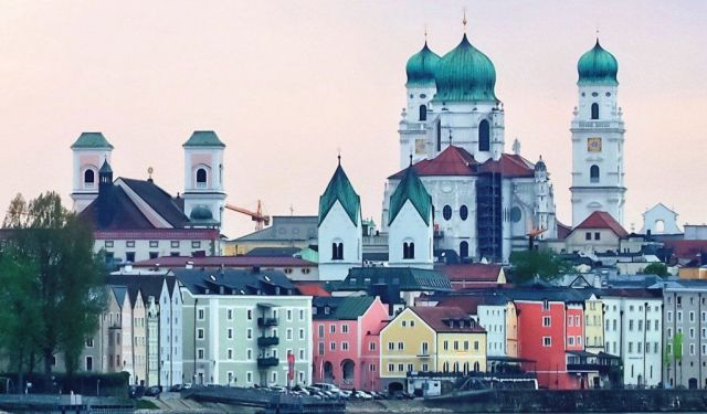 Visiting Passau – Germany's Postcard Peninsula