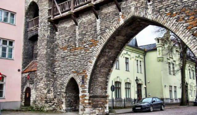 A Walk through Tallinn's Old Town – One of Europe's Best
