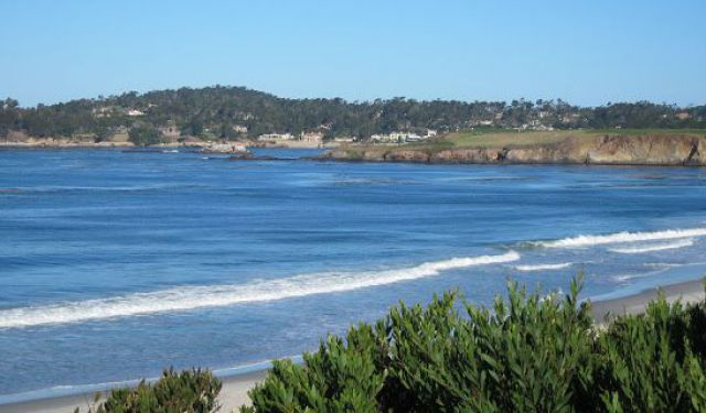 Carmel-by-the-Sea Scenic Loop Walking Tour Part 1