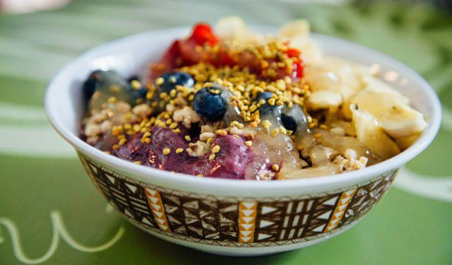 5 Acai Bowl Places in Oahu