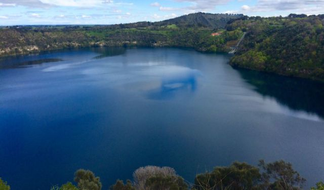 Mount Gambier – Blue Lake, Sinkholes and More