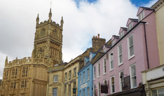 Cirencester Capital of the Cotswolds