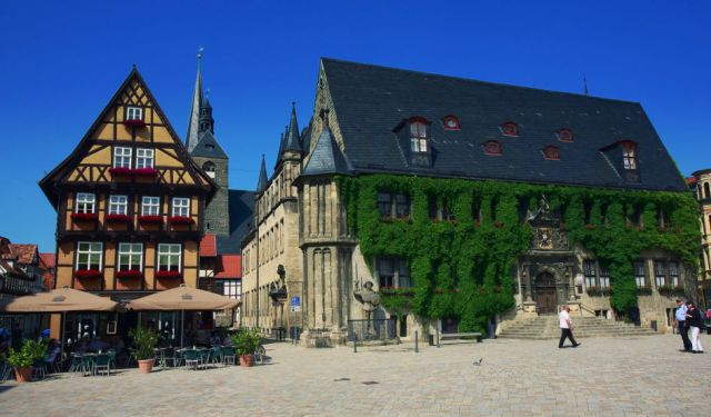 Quedlinburg, Germany – A Step Back in Time