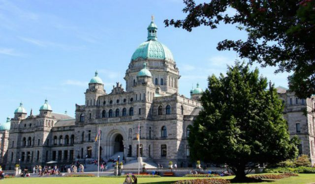 The Other Side of Victoria : A Look Beyond Whale-Watching