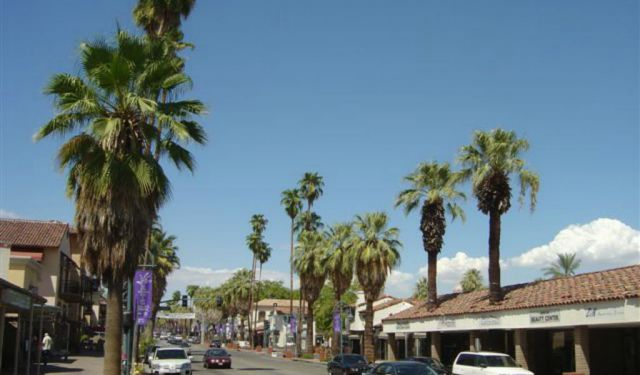 Palm Springs – California: Strange and Fabulous