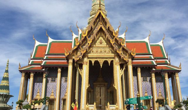 Tuk Tuking through Thailand: Bangkok Highlights Tour