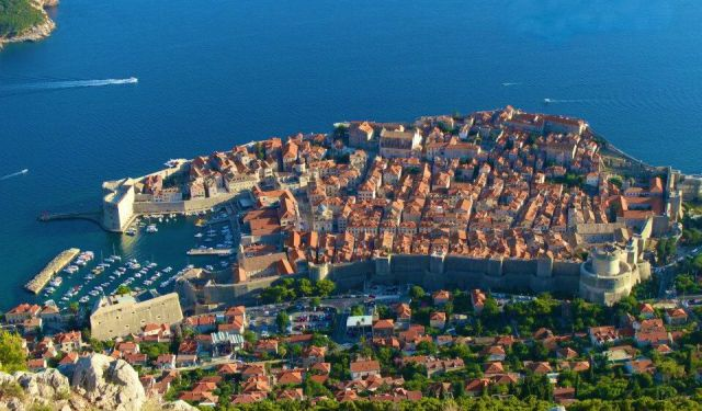 The Pearl of the Adriatic: Dubrovnik, Croatia