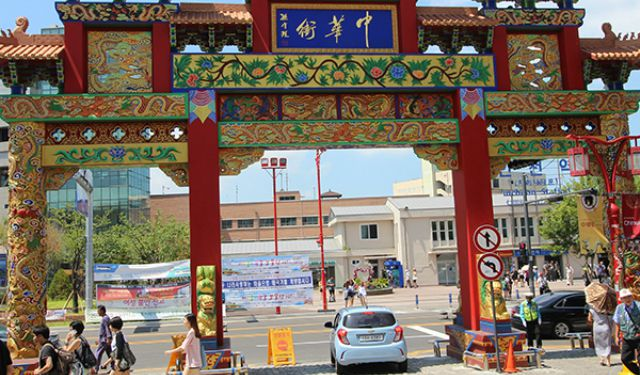 Discovering Incheon's Chinatown