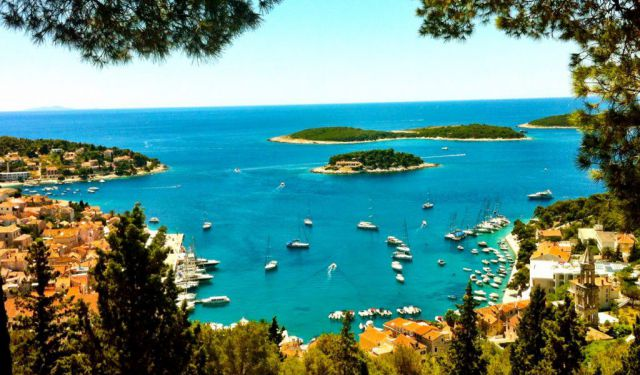 A Weekend in Hvar