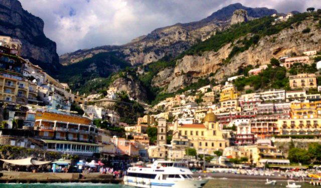 A Weekend in Positano