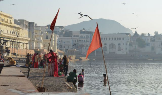 Holy Land of Pushkar and Ajmer