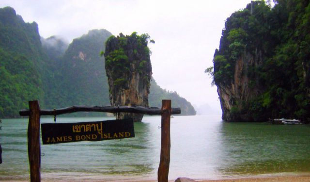 A Weekend in Phuket
