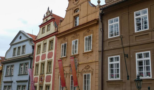 A Walking Tour of Prague: Mala Strana