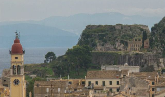 Corfu - A Tale of Two Fortresses