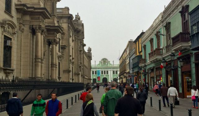 Travel with Me / Peru - Lima