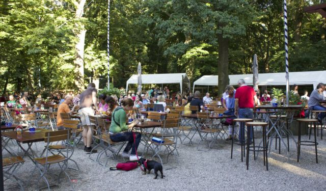 7 Beloved Beer Gardens in Hannover, Germany