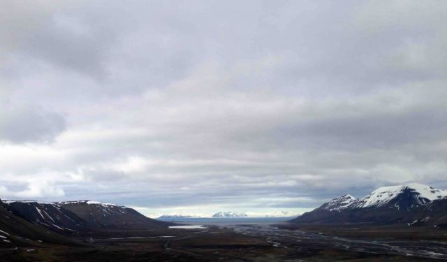 Longyearbyen and Its Outskirts